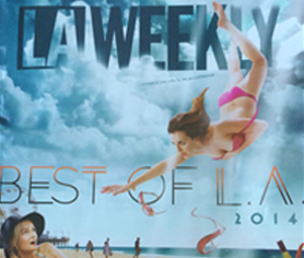 ``Best Magical Date Night`` - LA Weekly / Best of LA