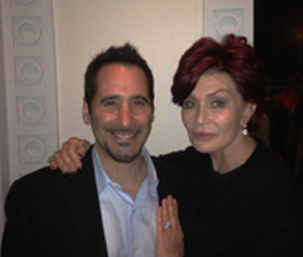 ``Wonderful!`` - Sharon Osbourne